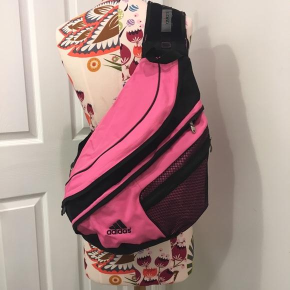 8cc5d71dd29d adidas Handbags - Vintage Adidas One Shoulder Back Pack